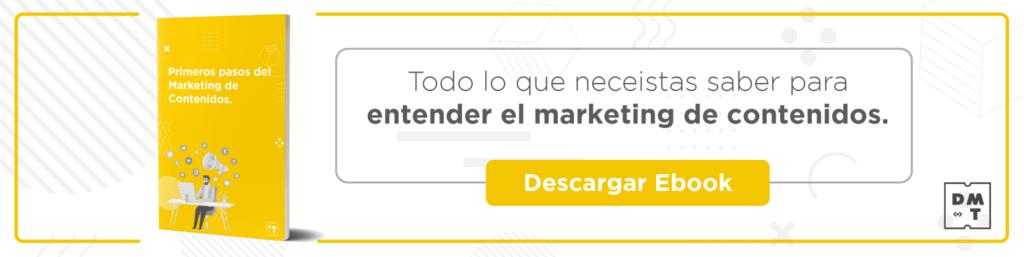 pasos del marketing de contenidos